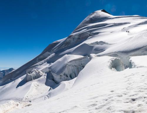 Bishorn, 4153m – Women only